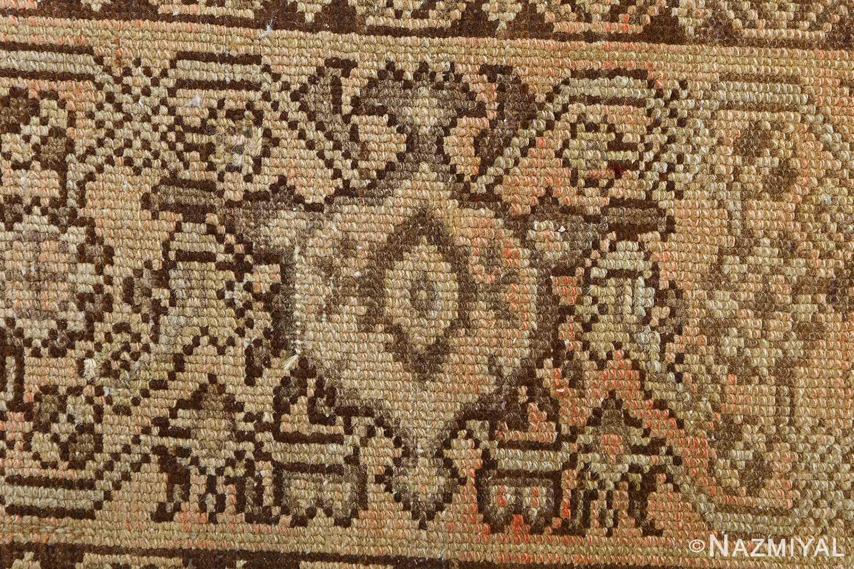 oversized antique malayer persian rug 51100 border Nazmiyal