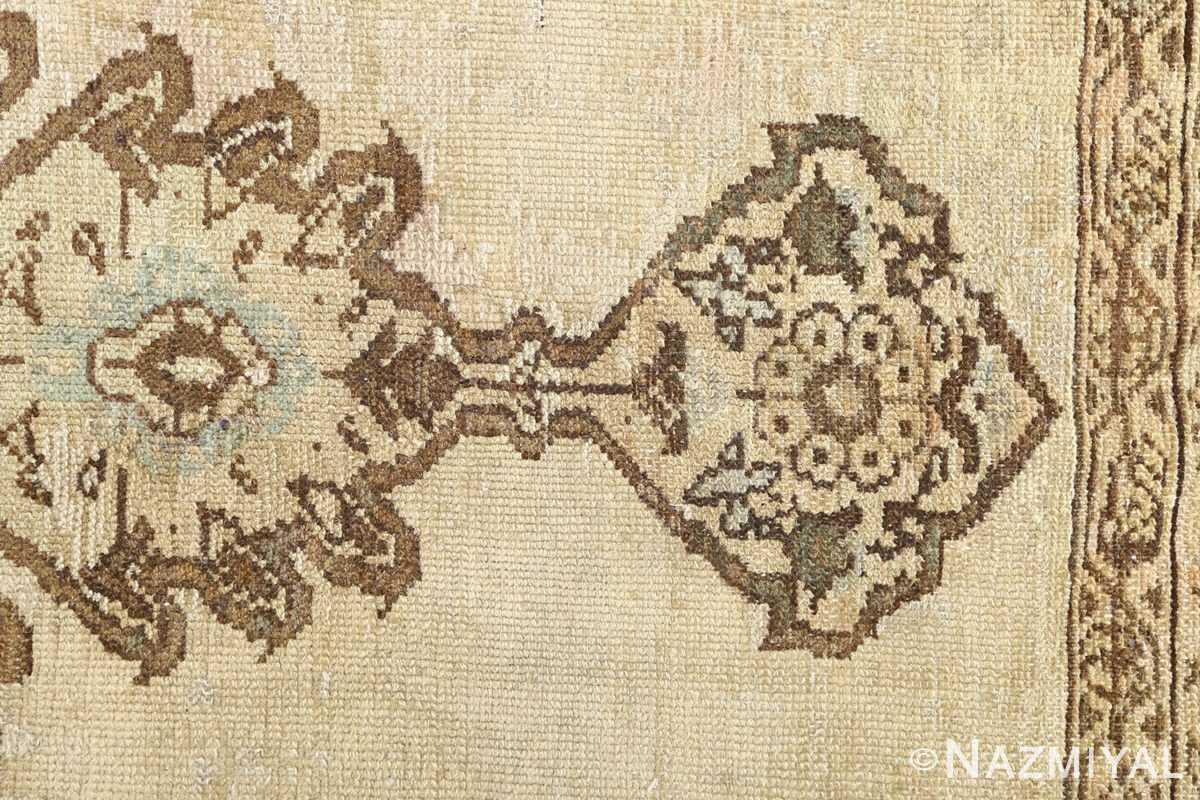 oversized antique malayer persian rug 51100 closeup Nazmiyal