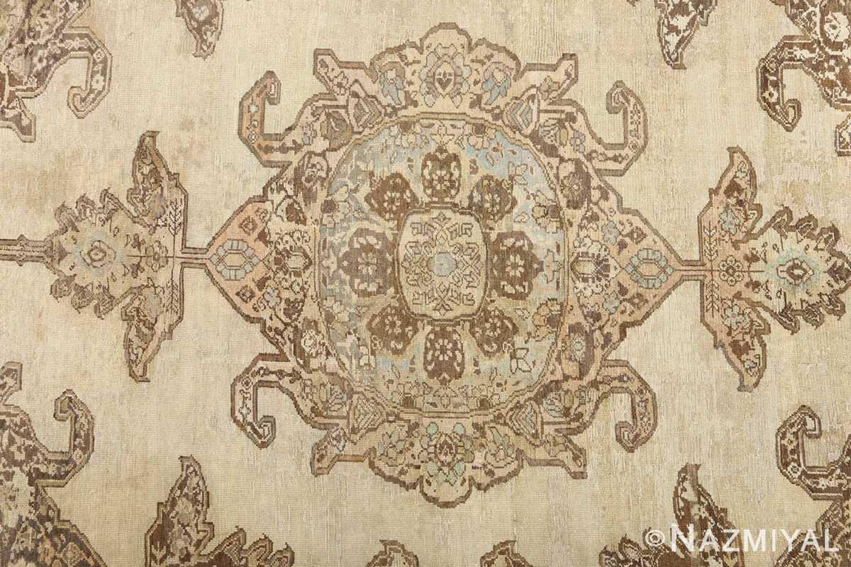 oversized antique malayer persian rug 51100 light Nazmiyal