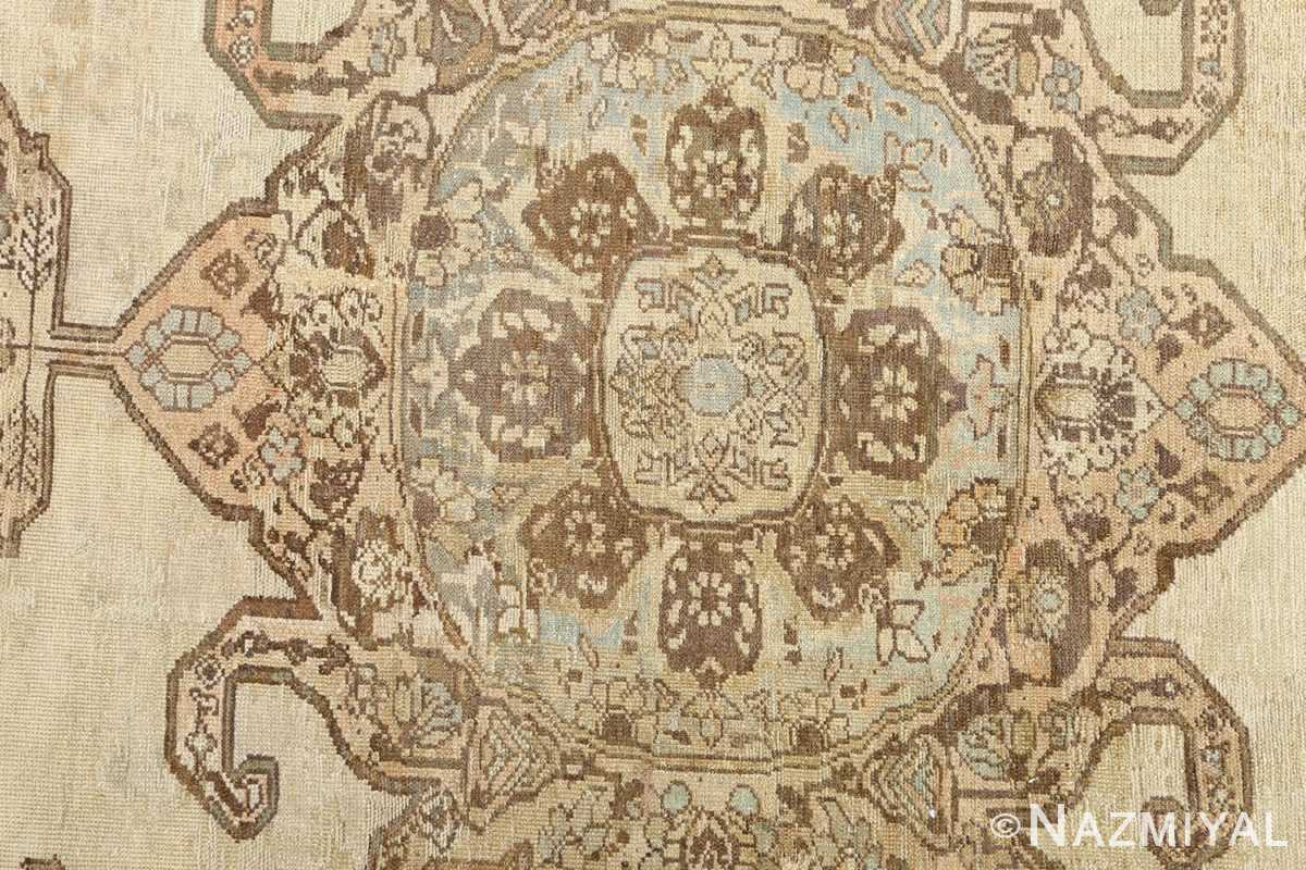 oversized antique malayer persian rug 51100 middle Nazmiyal