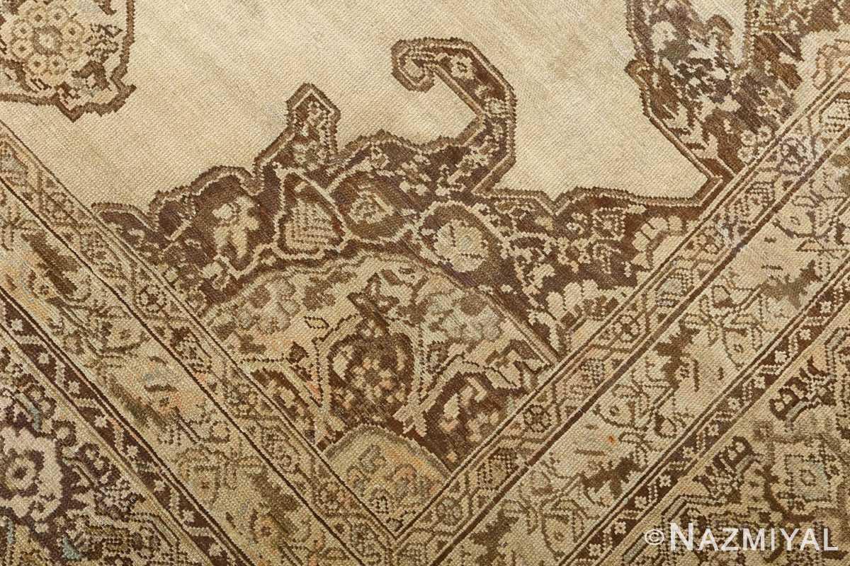 oversized antique malayer persian rug 51100 part Nazmiyal
