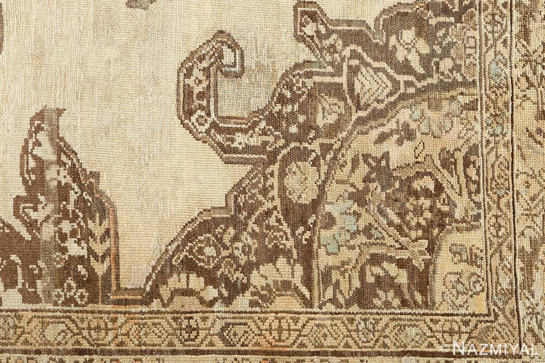 oversized antique malayer persian rug 51100 pattern Nazmiyal