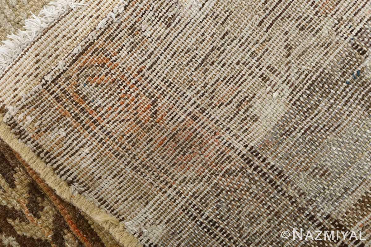 oversized antique malayer persian rug 51100 weave Nazmiyal