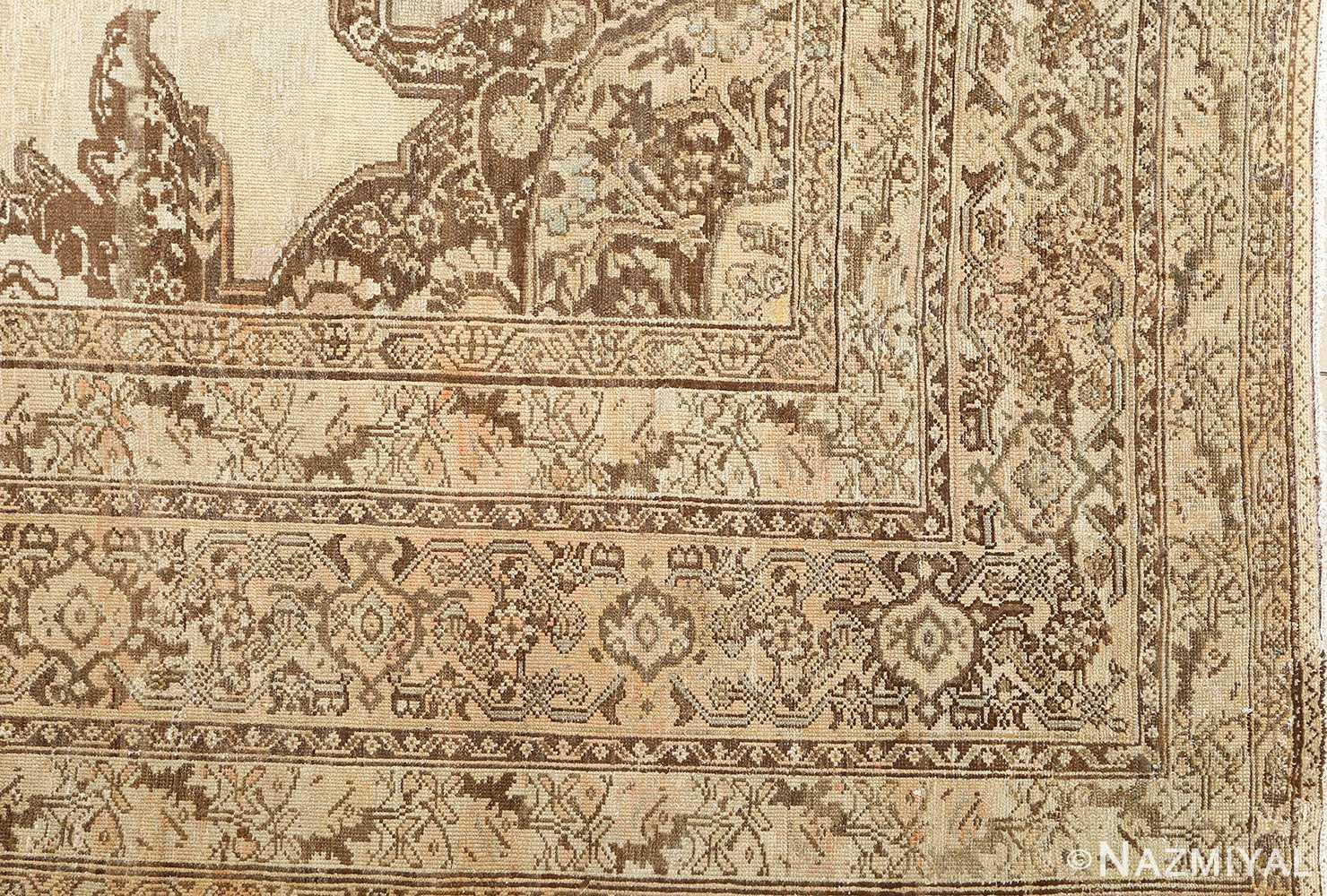 oversized antique malayer persian rug 51100 whole Nazmiyal