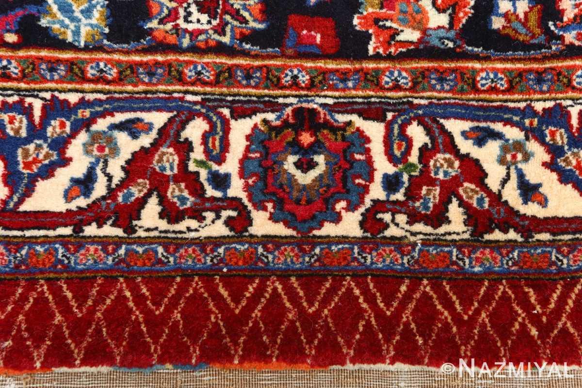 vintage gonbad design khorassan persian rug 51053 border Nazmiyal