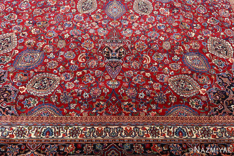 vintage gonbad design khorassan persian rug 51053 buteh Nazmiyal