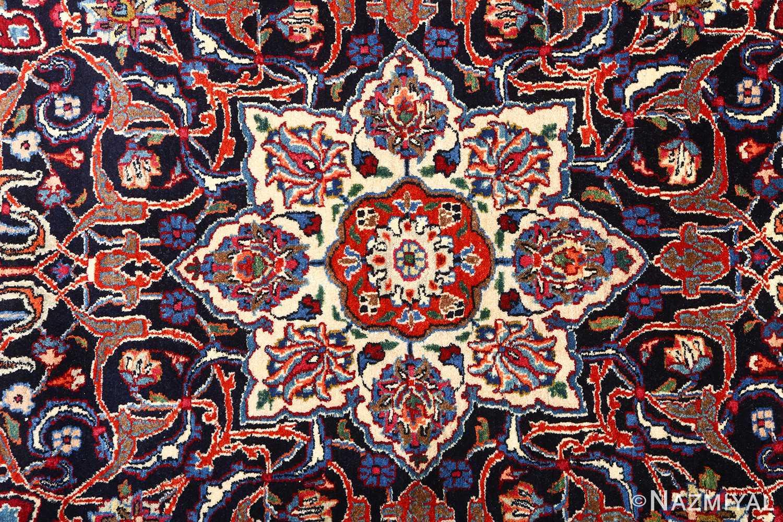 vintage gonbad design khorassan persian rug 51053 center Nazmiyal
