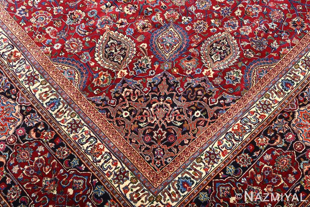 vintage gonbad design khorassan persian rug 51053 design Nazmiyal