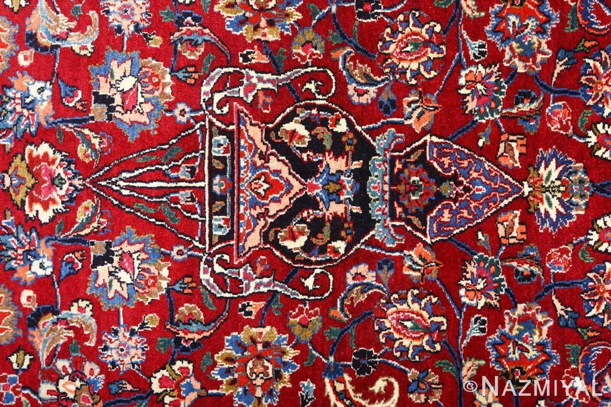 vintage gonbad design khorassan persian rug 51053 lantern Nazmiyal