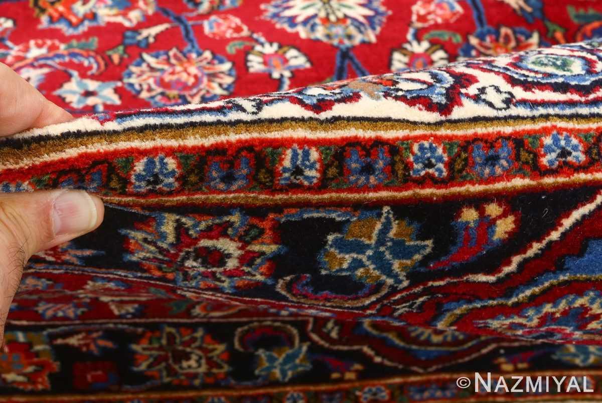 vintage gonbad design khorassan persian rug 51053 pile Nazmiyal