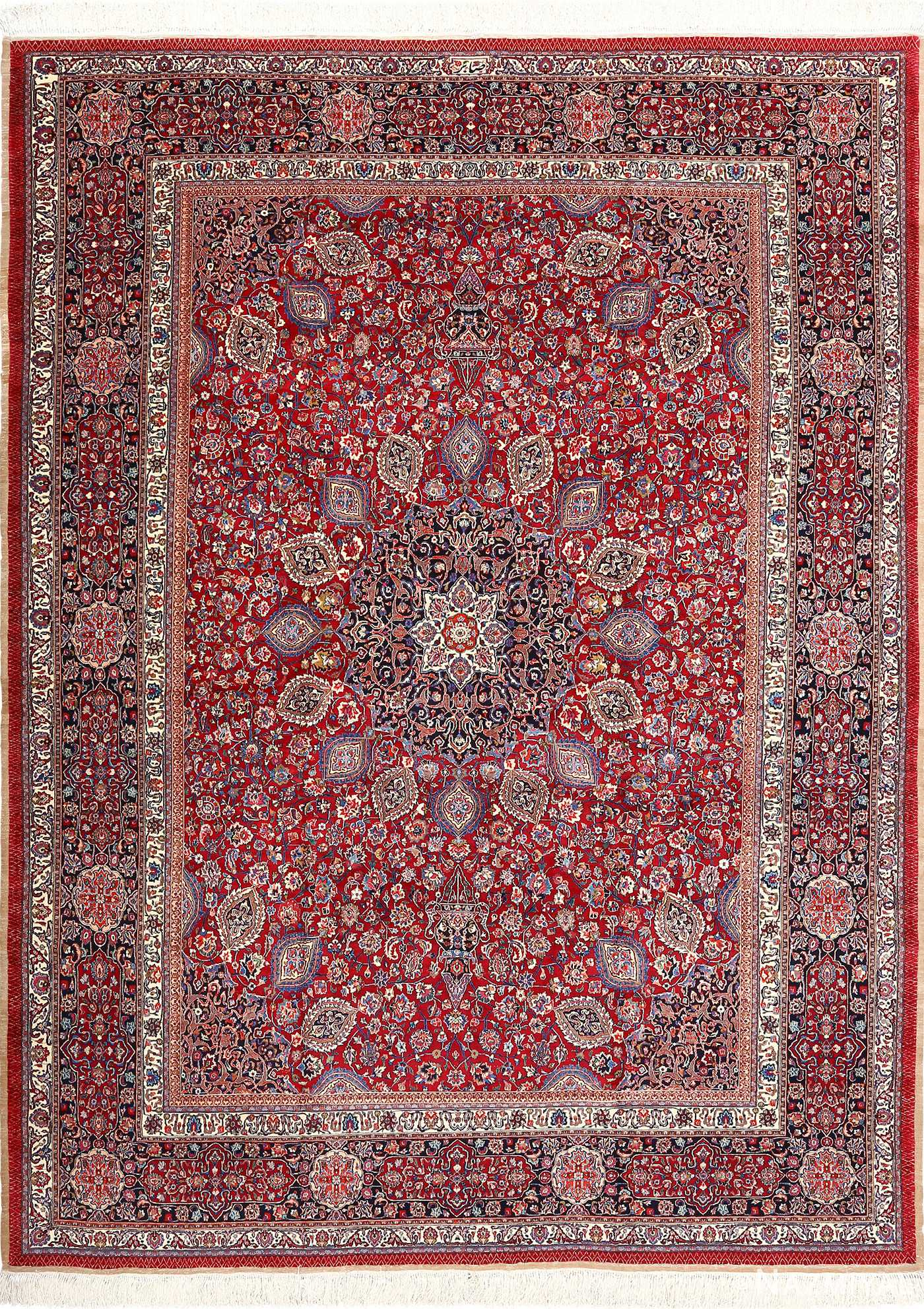 vintage gonbad design khorassan persian rug 51053 Nazmiyal