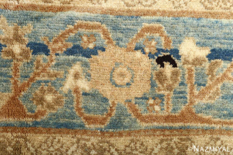 vintage serab persian rug 51092 border Nazmiyal