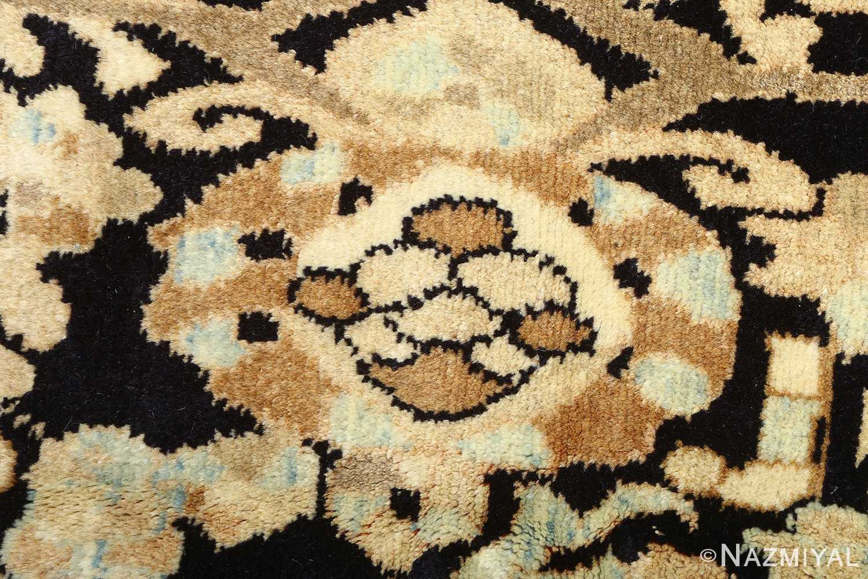 vintage serab persian rug 51092 field Nazmiyal