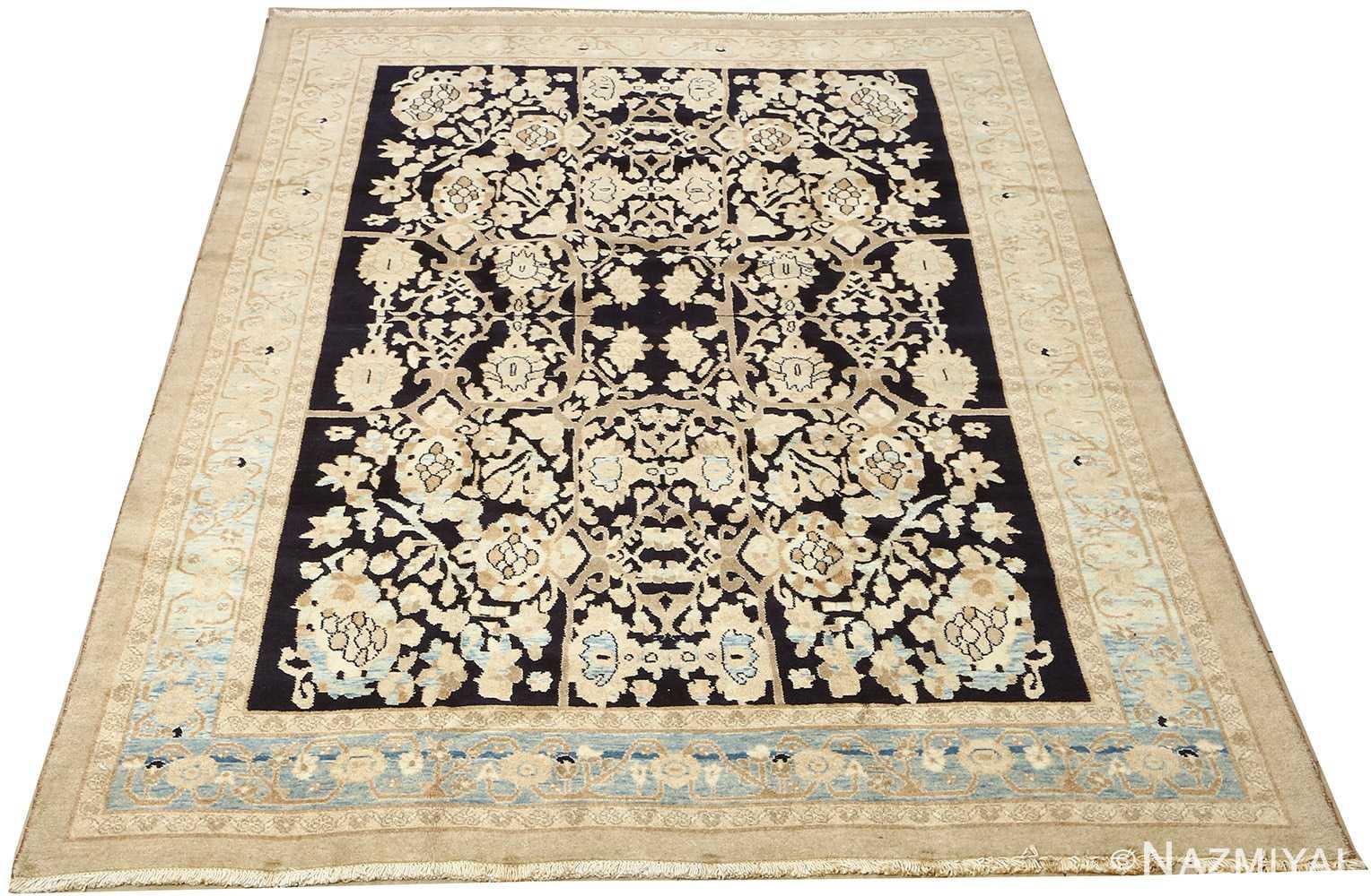 vintage serab persian rug 51092 full Nazmiyal