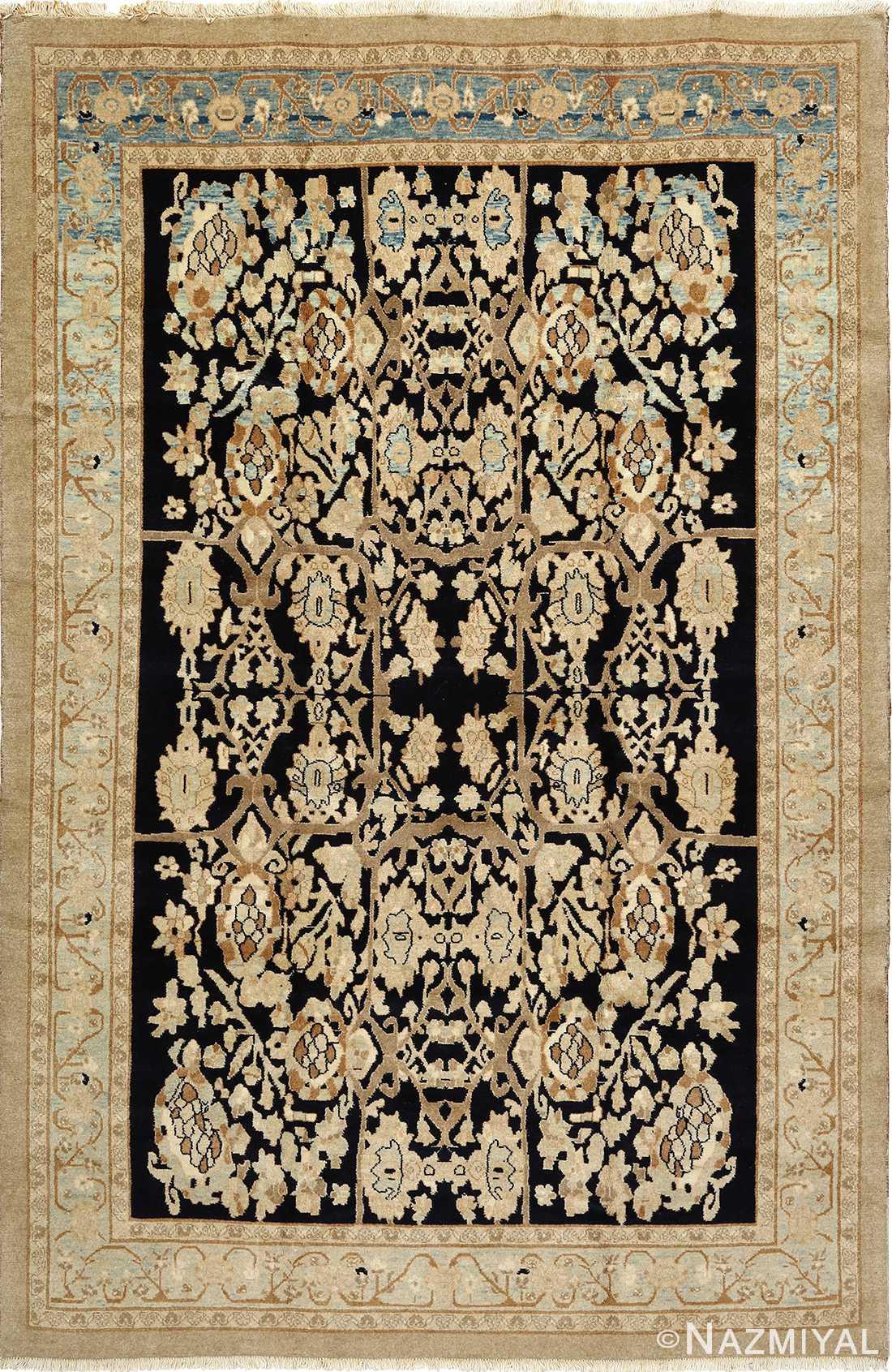 vintage serab persian rug 51092 Nazmiyal