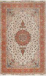 large vintage tabriz persian rug 51142 Nazmiyal