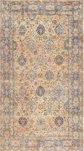 oversized antique kerman persian rug 50617 Nazmiyal