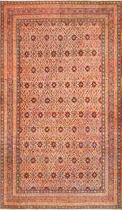 oversized antique tabriz persian rug 49297 Nazmiyal