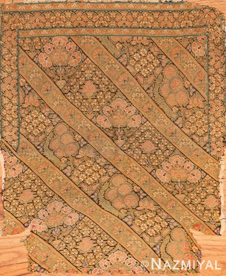 17th century persian textile 40547 Nazmiyal