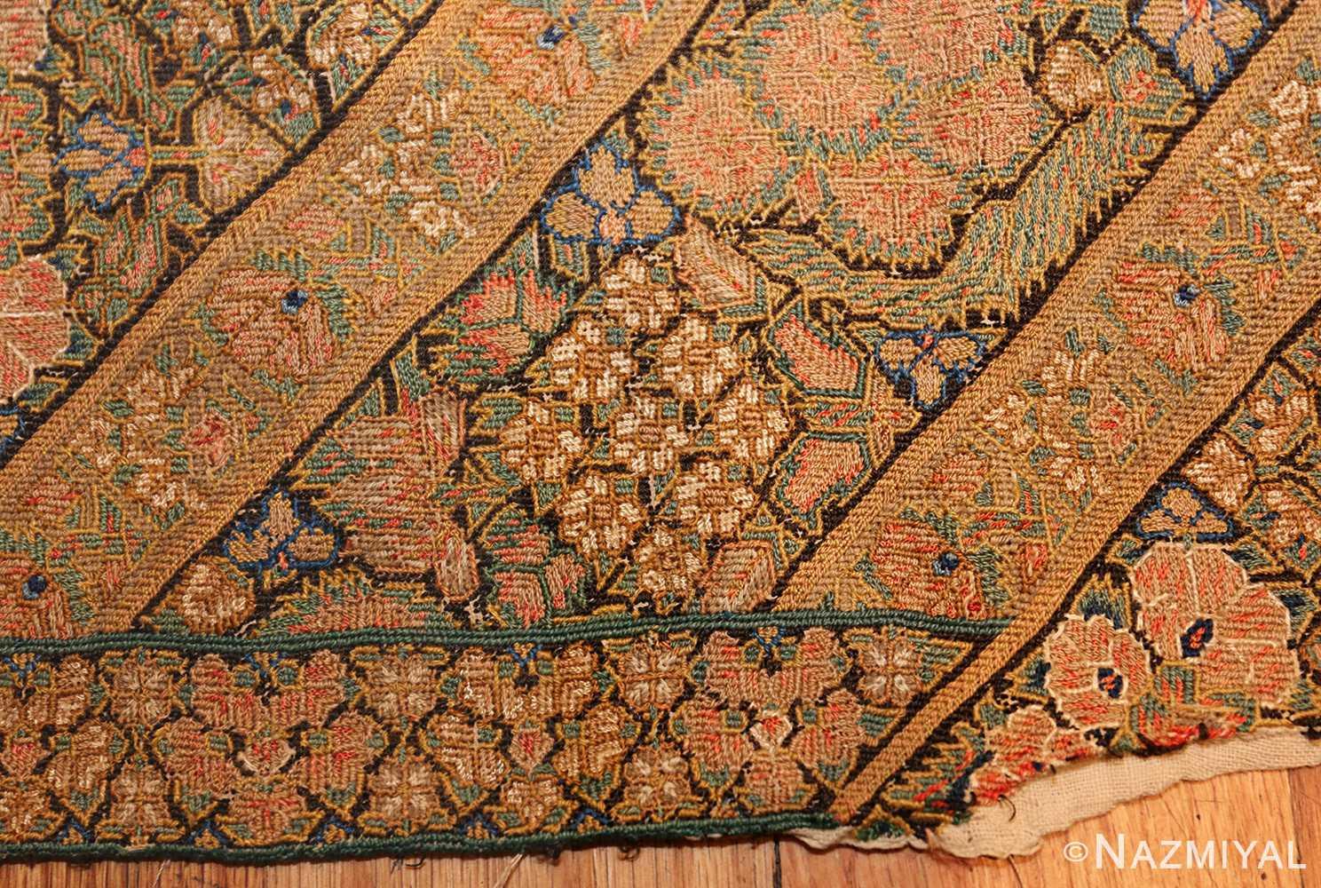 17th century persian textile 40547 border Nazmiyal