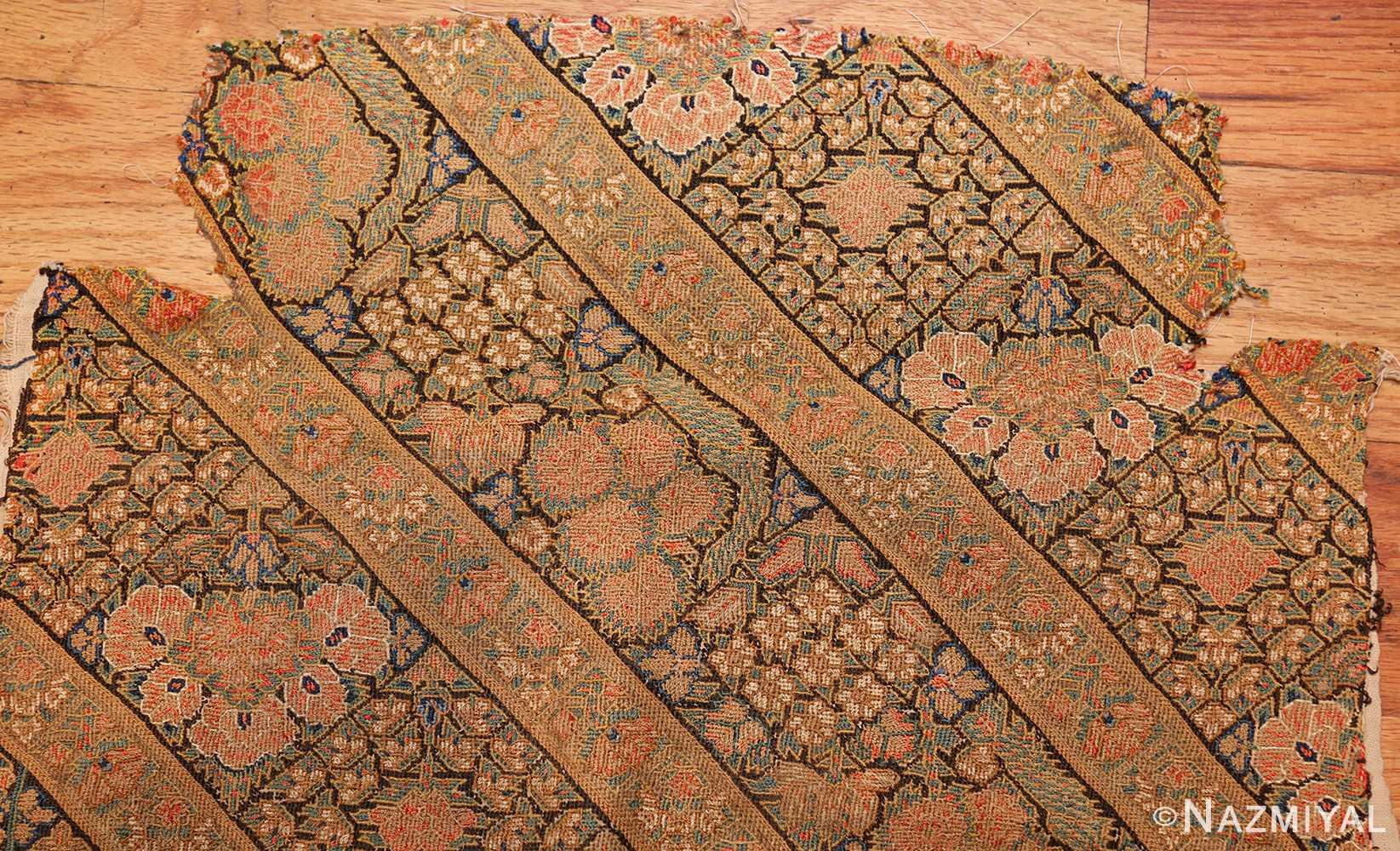 17th century persian textile 40547 top Nazmiyal