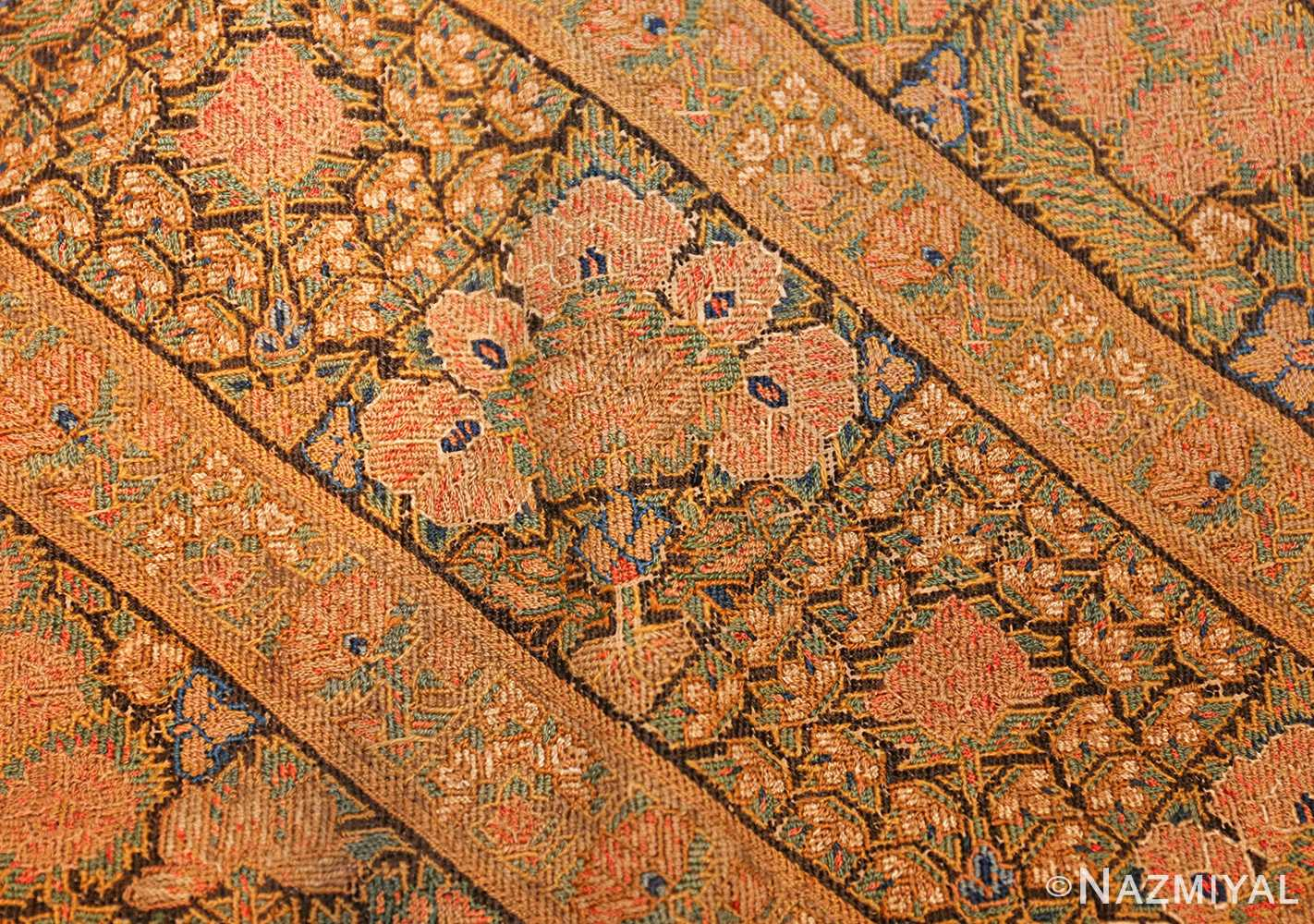17th century persian textile 40547 tree Nazmiyal