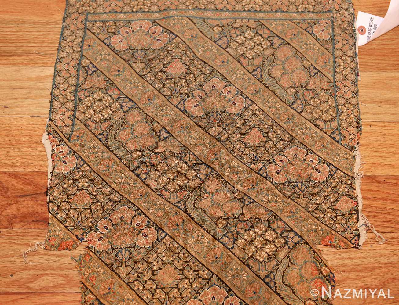 17th century persian textile 40547 whole Nazmiyal