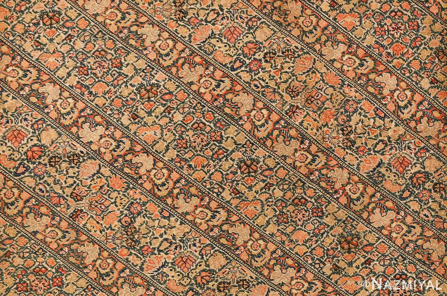 17th century zanjan persian textile 40908 full Nazmiyal