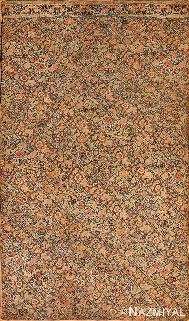 17th century zanjan persian textile 40908 Nazmiyal