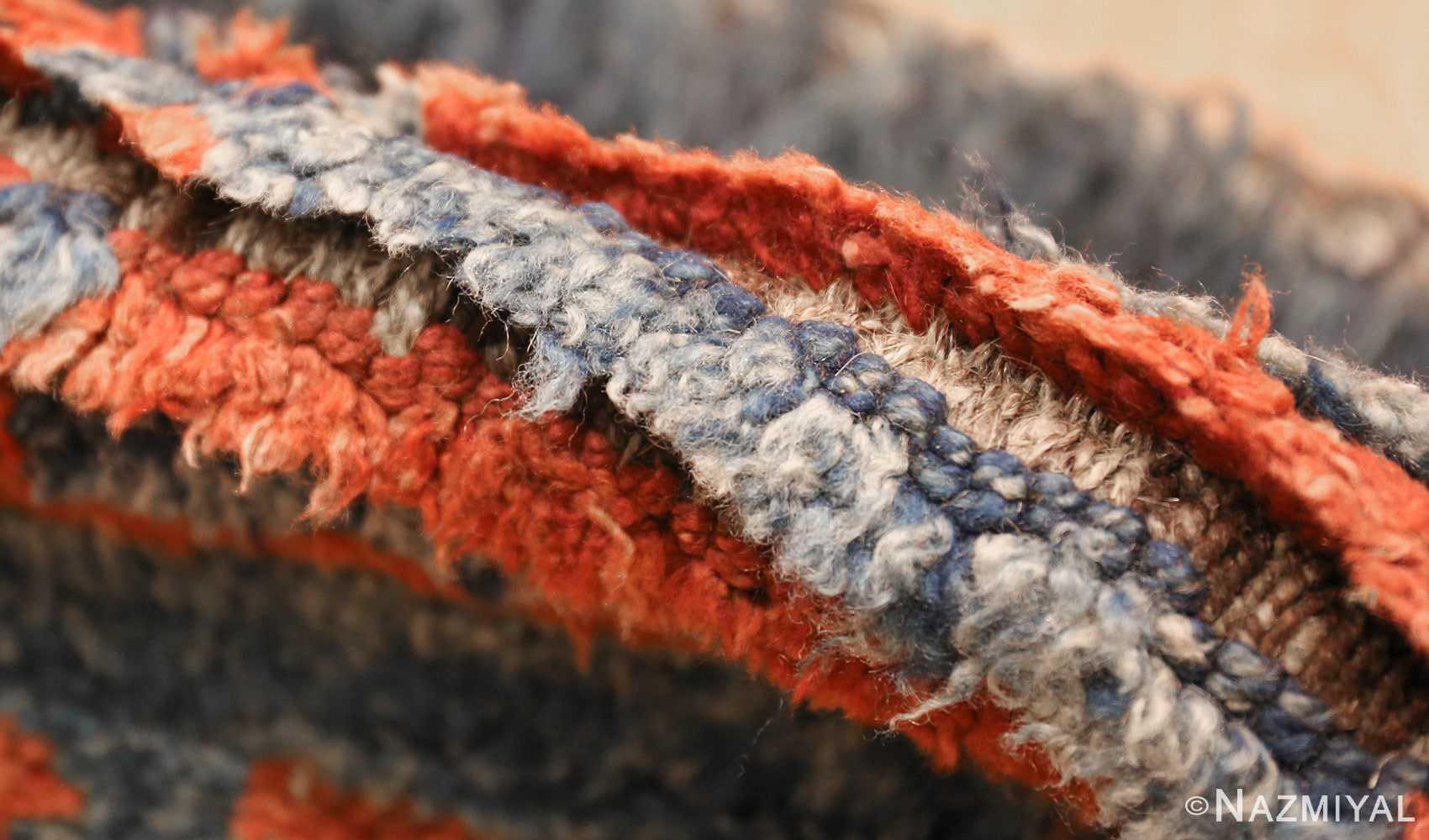 19 century tibetan wongdon runner rug 49101 pile Nazmiyal