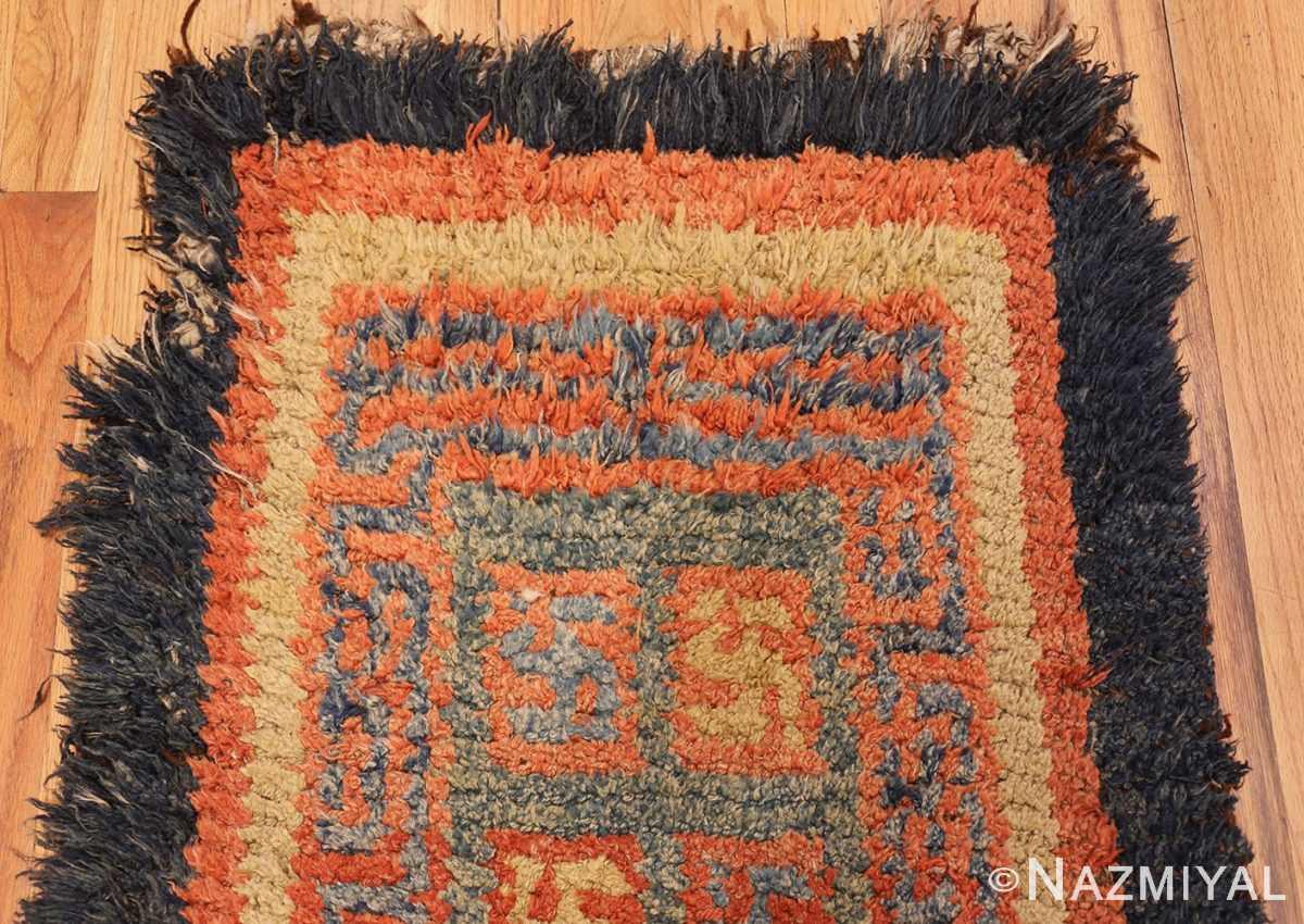19 century tibetan wongdon runner rug 49101 top Nazmiyal