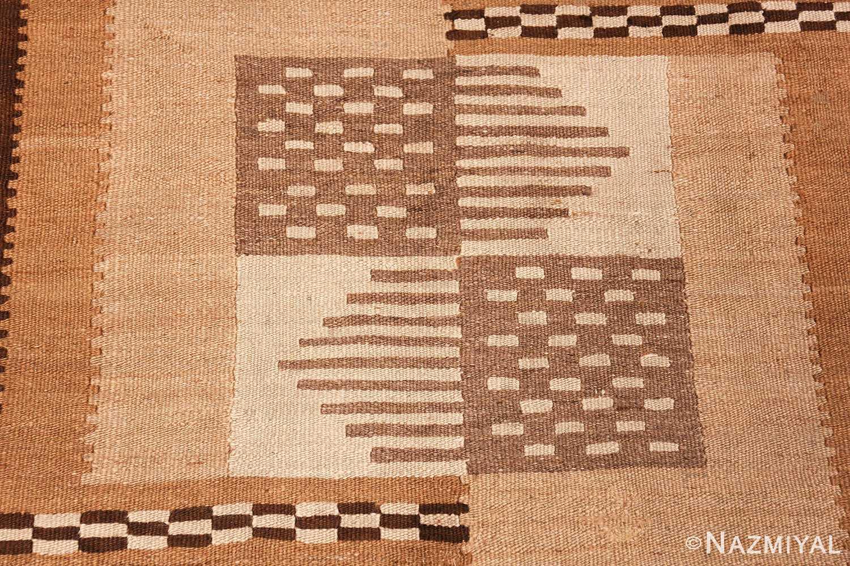 antique french art deco kilim rug 49256 design Nazmiyal