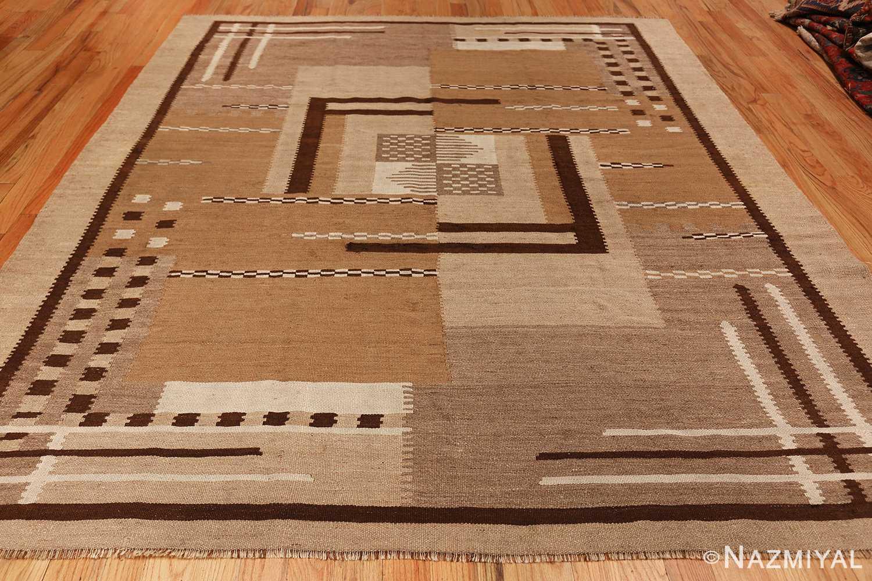 antique french art deco kilim rug 49256 whole Nazmiyal