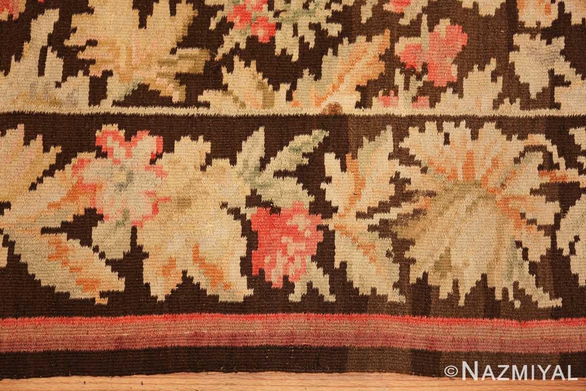 antique romanian bessarabian rug 49298 border Nazmiyal