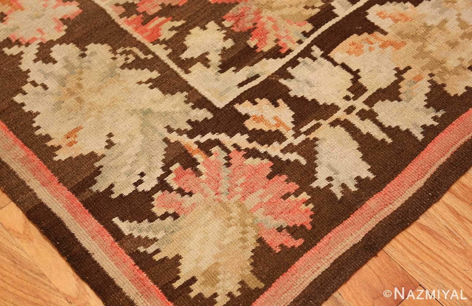antique romanian bessarabian rug 49298 design Nazmiyal