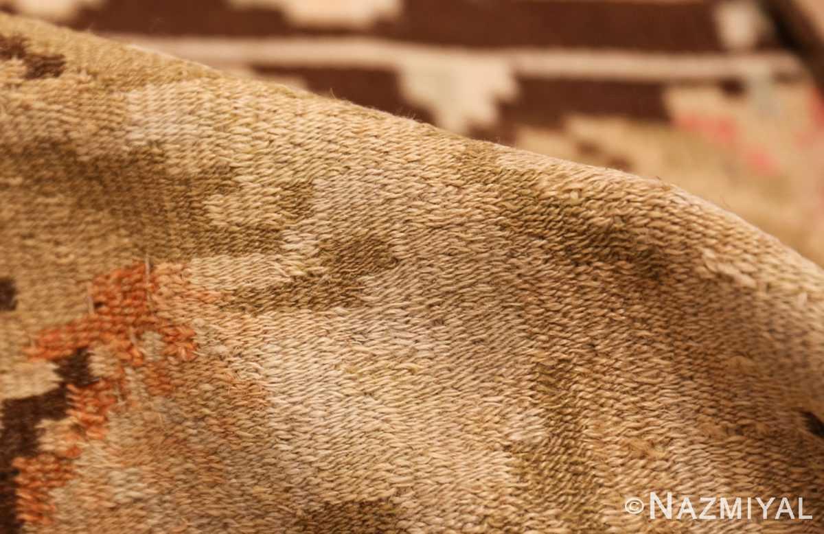 antique romanian bessarabian rug 49298 pile Nazmiyal