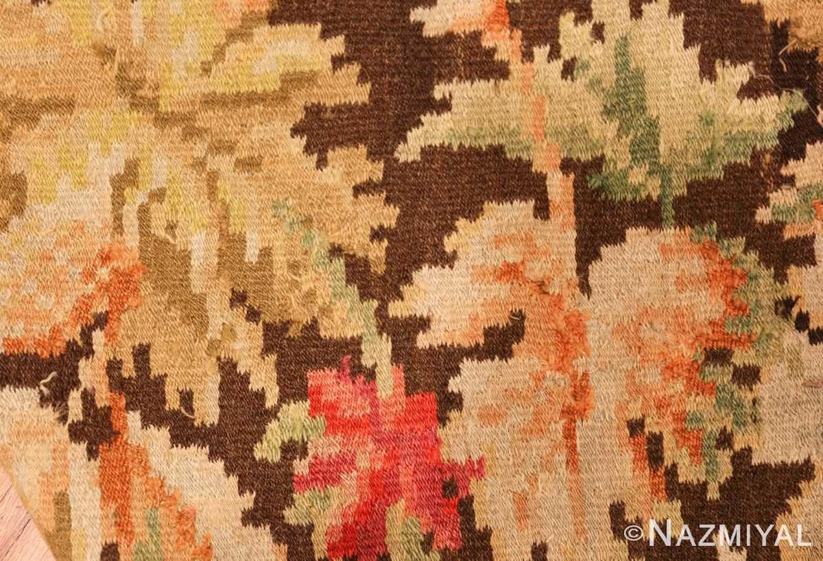 antique romanian bessarabian rug 49298 weave Nazmiyal