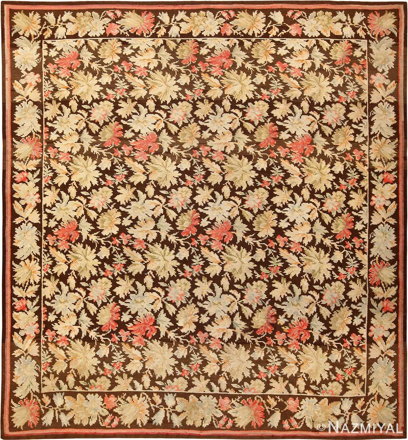 antique romanian bessarabian rug 49298 Nazmiyal