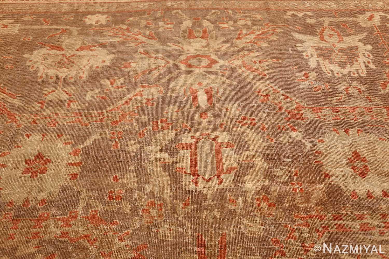 antique sultanabad persian rug 49334 design Nazmiyal