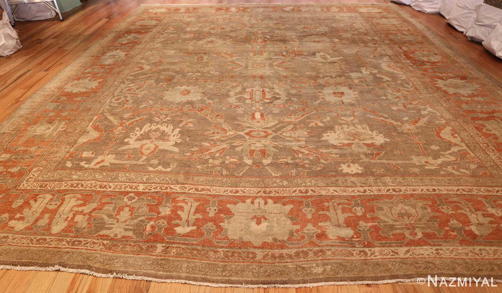 antique sultanabad persian rug 49334 whole Nazmiyal