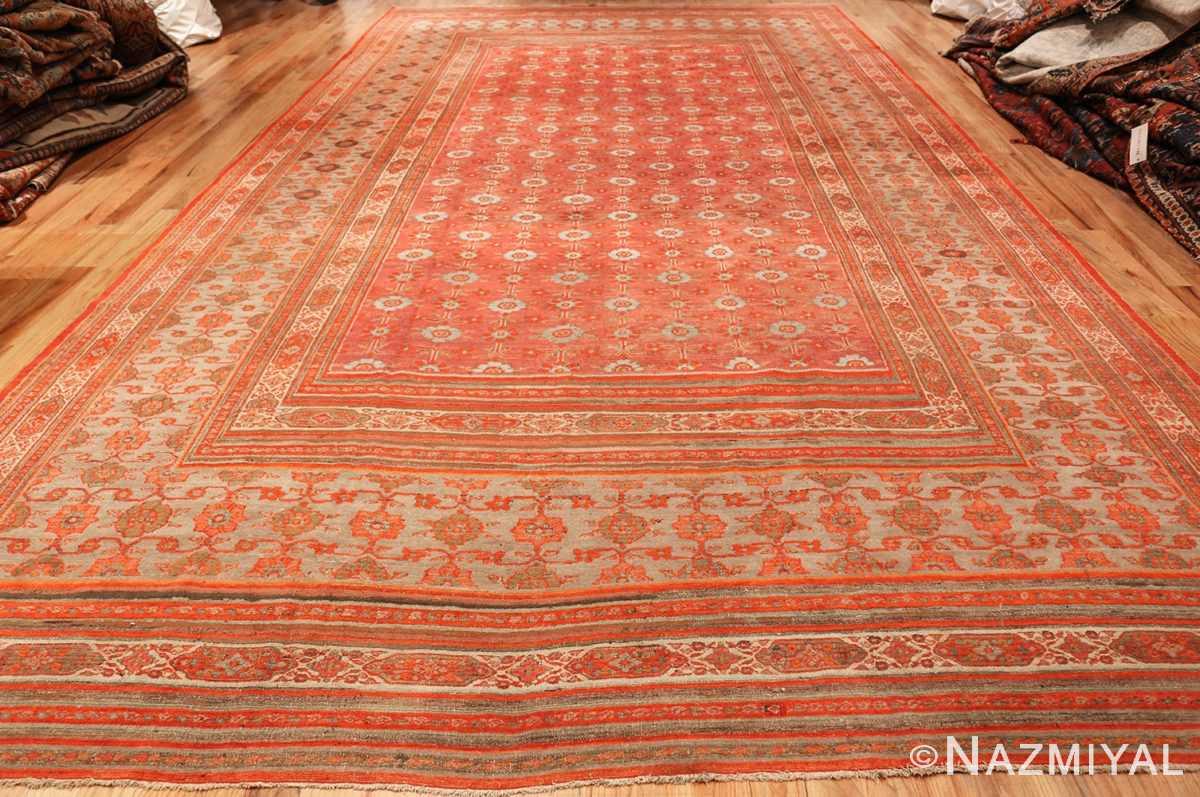 large antique khorassan persian rug 49365 whole Nazmiyal