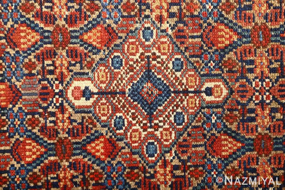 large antique serab persian rug 51118 design Nazmiyal