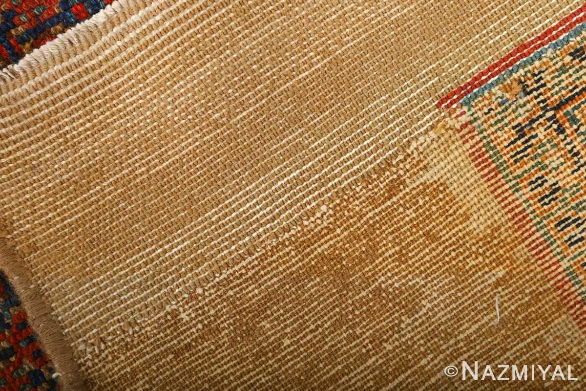 large antique serab persian rug 51118 weave Nazmiyal