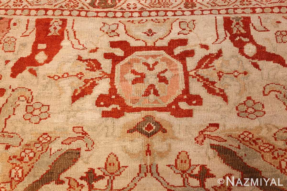 large antqiue ziegler sultanabad rug 49322 top Nazmiyal