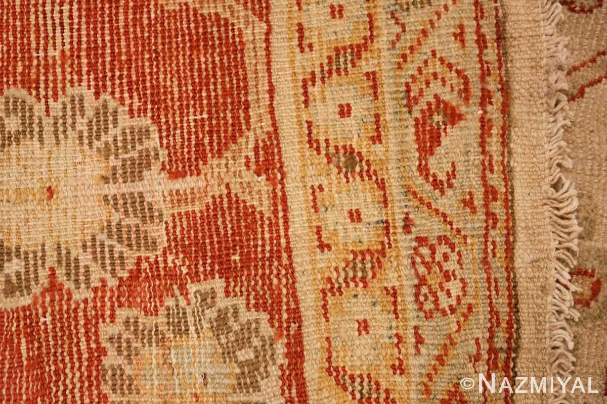 large antqiue ziegler sultanabad rug 49322 weave Nazmiyal
