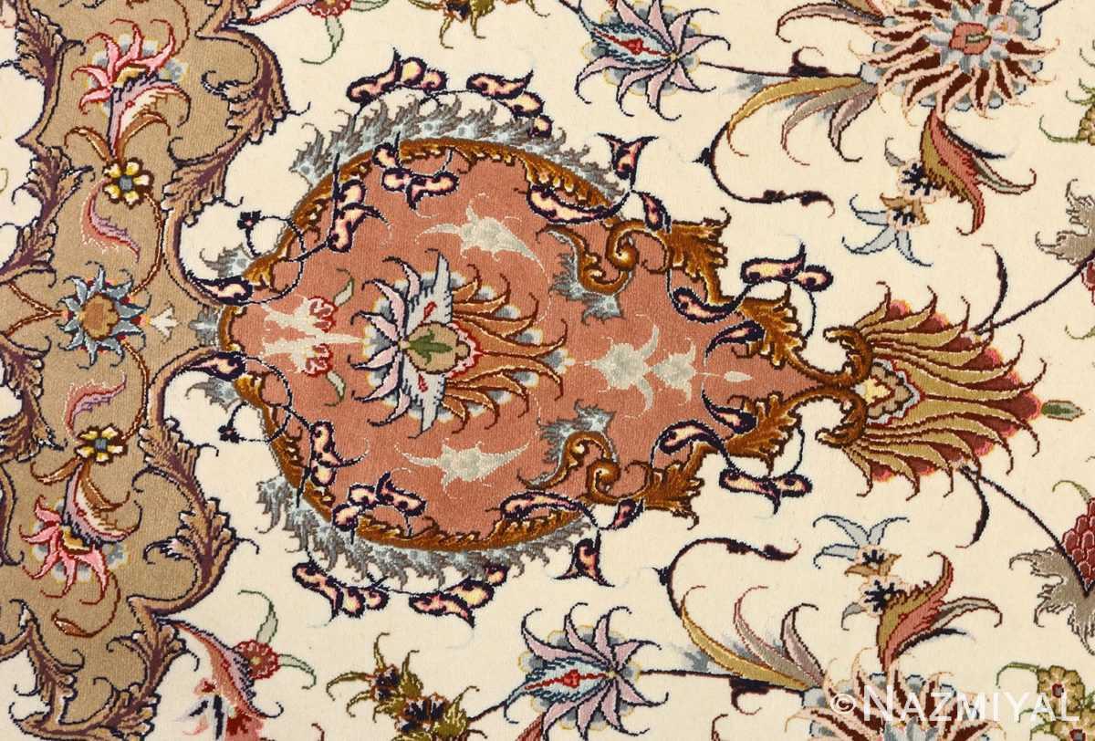 large vintage tabriz persian rug 51142 tiara Nazmiyal