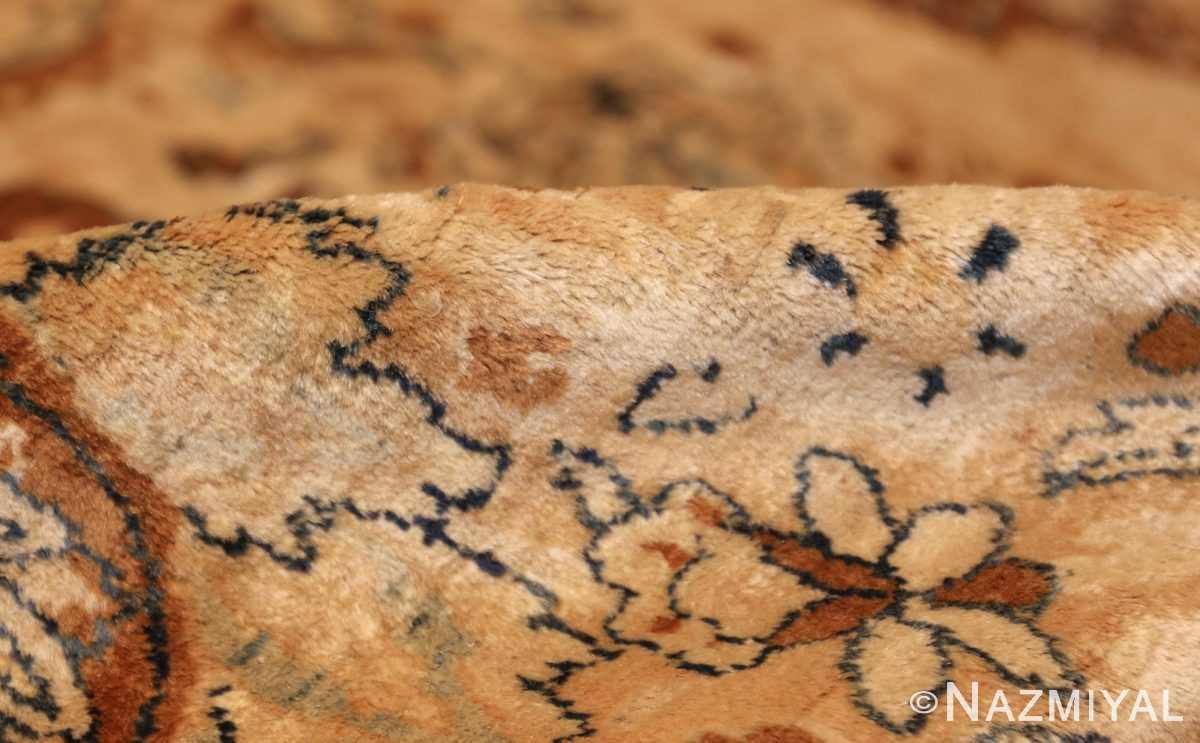 oversized animal motif kerman persian rug 49330 pile Nazmiyal