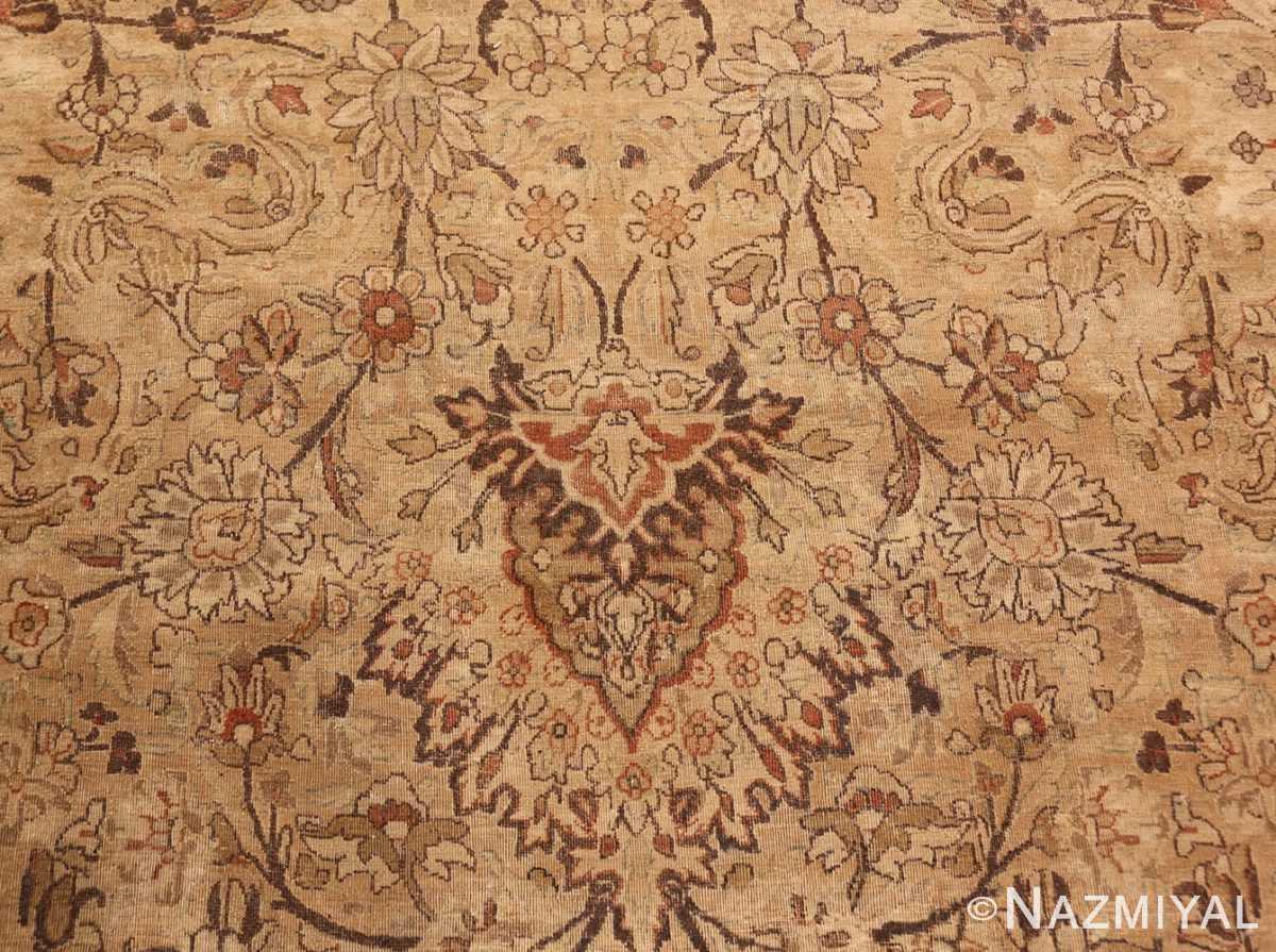 oversized antique kerman persian rug 49335 pattern Nazmiyal