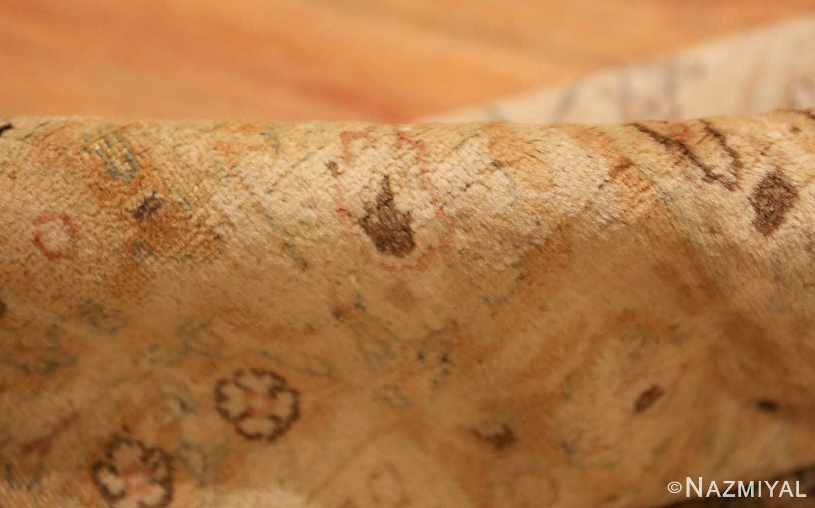 oversized antique kerman persian rug 49335 pile Nazmiyal