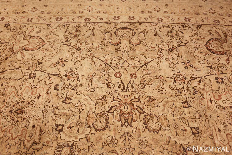oversized antique kerman persian rug 49335 top Nazmiyal